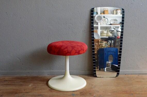 Età di sgabello tappeto vintage retro pop anni sessanta spazio etsy