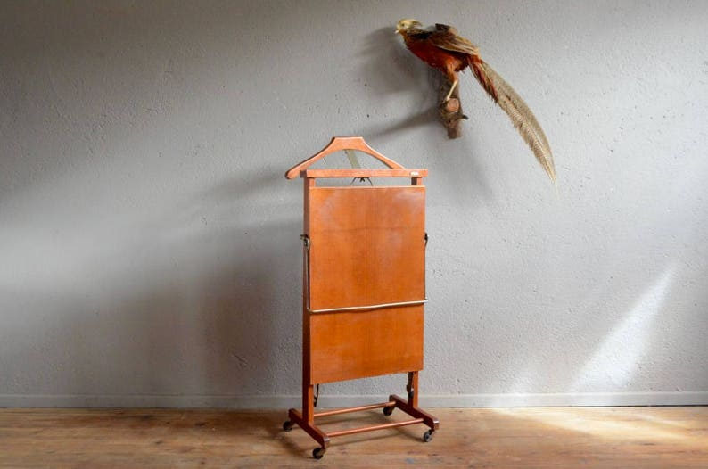 valet de chambre design Porte manteau portant valet de chambre serviteur Ico Parisi | Etsy