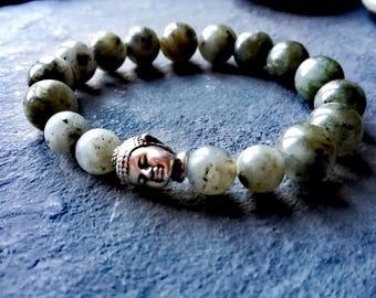 Labradorite bracelet, healing bracelet, energy bracelet