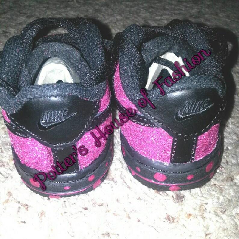Nike Bébé Fille Force Bas Air Paillettes Enfant En 1 Et ÂgeEtsy BedrxWoQCE