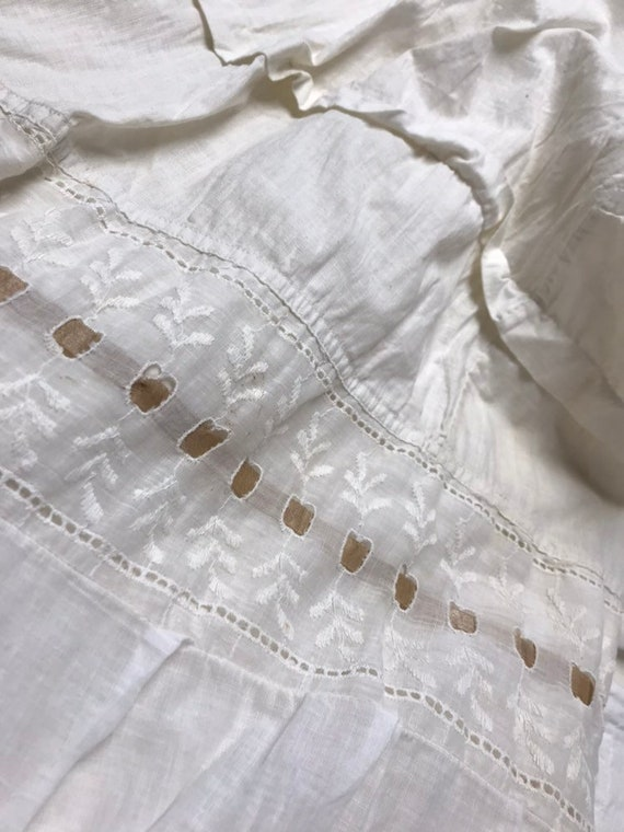 Vintage Petticoats and Nightgowns Lot of Five - image 5