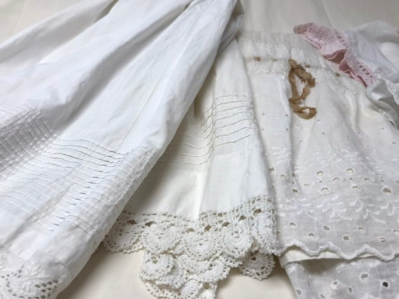 Vintage Petticoats and Nightgowns Lot of Five - image 6