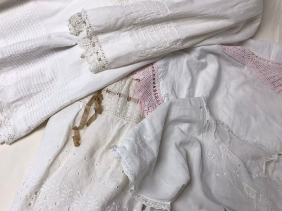 Vintage Petticoats and Nightgowns Lot of Five - image 3