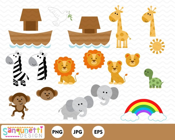 Free Noah Ark Clip Art with No Background - ClipartKey