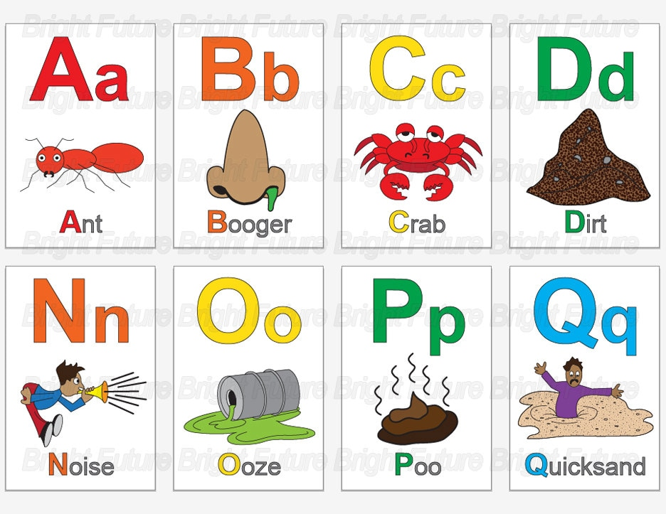 Geeky image for printable toddler flash cards
