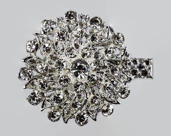 Bridal haircombs & clips