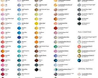 Colour charts / Samples
