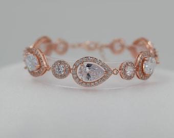 Custom invoice for silver bracelet