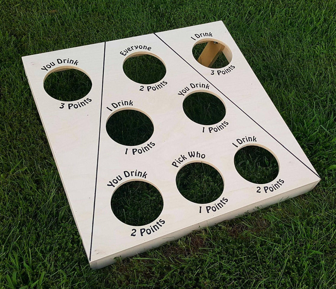 i drink you drink boards non painted diy drinking game   etsy