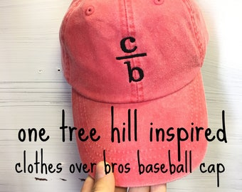 Clothes Over Bros Baseball Cap - One Tree Hill Baseball Hat - Tree Hill North Carolina