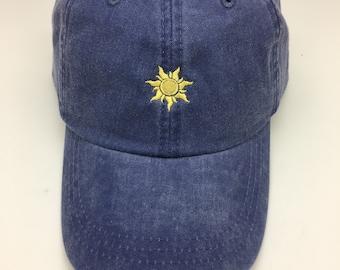 dd6bd89e6eb Tangled Movie Sun - Ball Cap