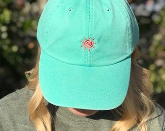 Sunshine Baseball Cap - Tiny Design Caps - Summer Baseball Caps 950c6f7217d6