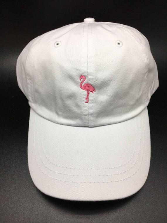 Tiny Flamingo Baseball Cap Tiny Design Ball Hats  649dedbfa12