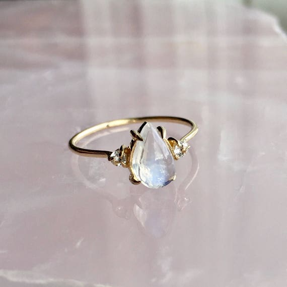Fashion Mariage Bandes Jewelry rainbow Topaz Gems Love silver ring cadeau des fêtes