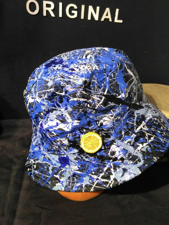 29315d75fbe Made of Stone sleeve Inspired colourway Bucket Hat Created in