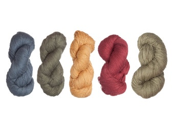 Soy Yarn - Fingering Weight