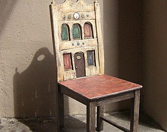 "Chair ""House"""