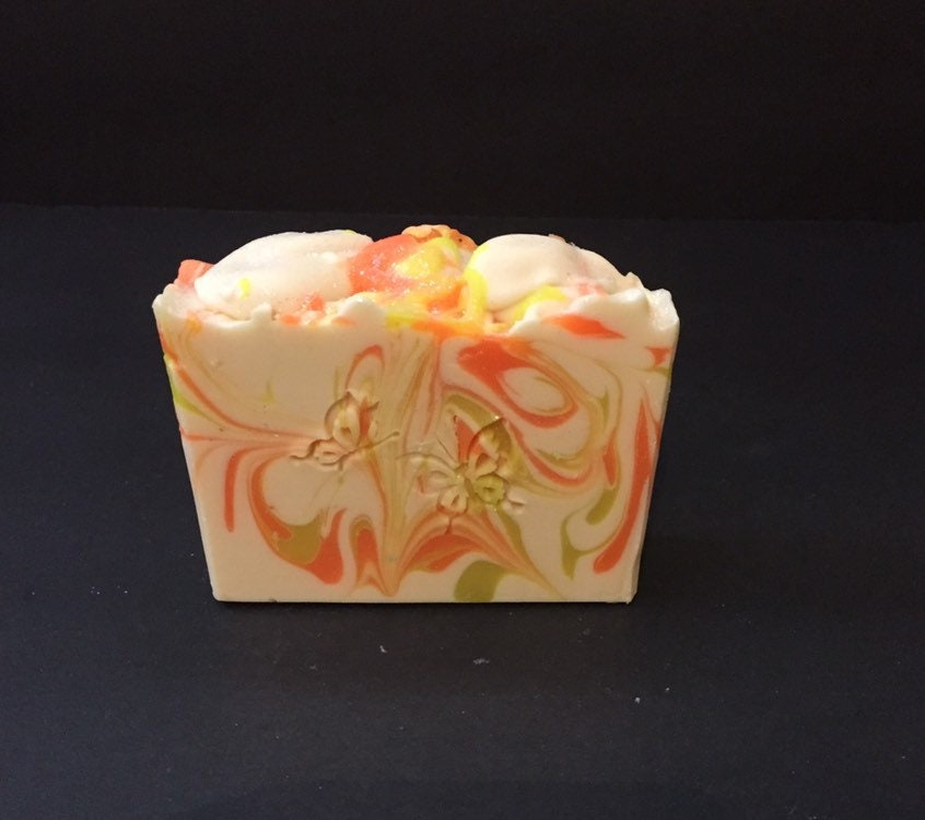 Homemade Soap For Sale Daisy Type Artisan Soap Handcrafted