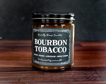 Bourbon Tobacco · Enigmatic Aromas · bourbon, tobacco, sandalwood, smoked vanilla