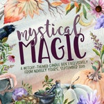 Mystical Magic | Witchy Exclusive Candle Box PRE-ORDER | subscription box | sub box | halloween, witches, spooky, fall