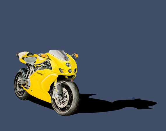 """Ducati 999R """"Rubber Duck"""""""