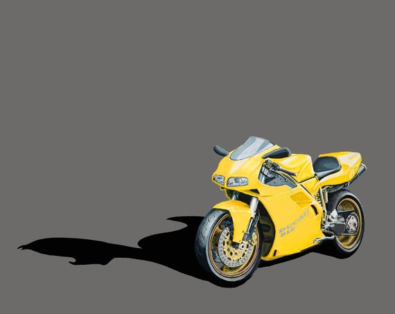 "Ducati 916 ""Rubber Duck"""