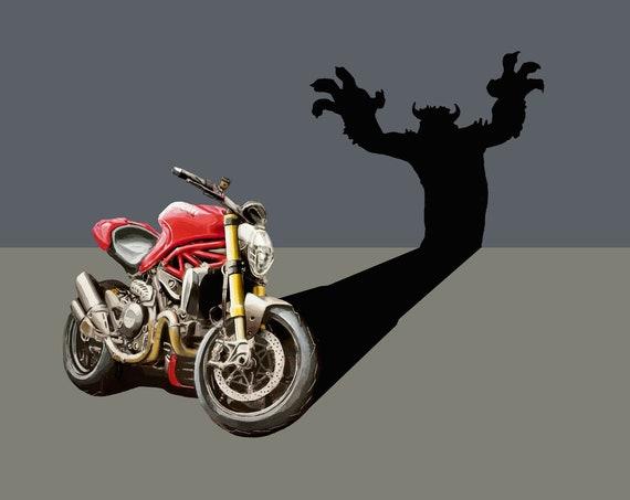 Ducati Monster Monster