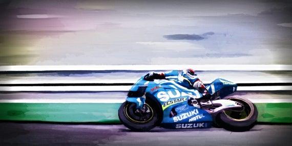 Round 12 - MotoGP Silverstone, Maverick Vinales