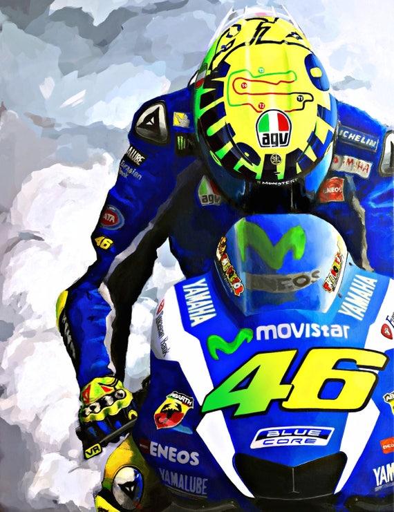 Round 6: MotoGP Mugello, Valentino Rossi