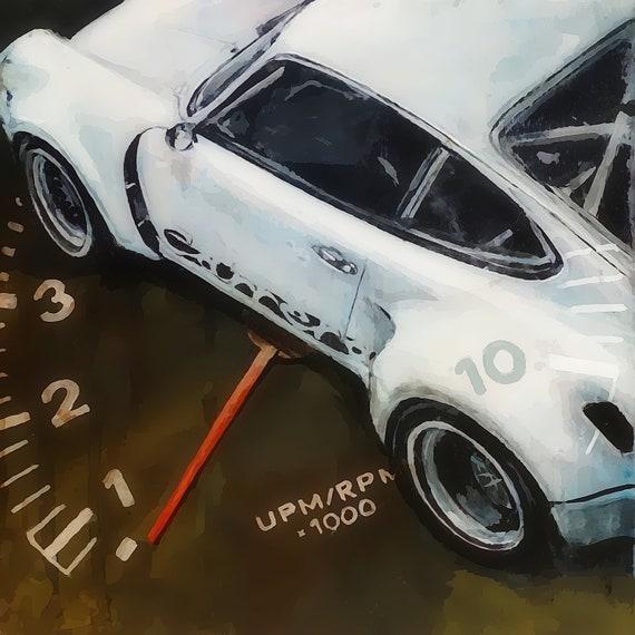 1974 Porsche RSR 3.0