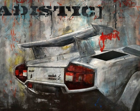 Lamborghini Countach [SADISTIC]