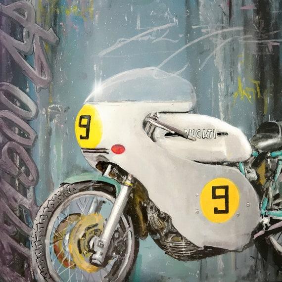 1971 Ducati 500GP