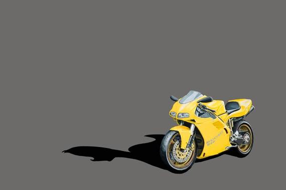 "Ducati 916 ""Rubber Duck"""