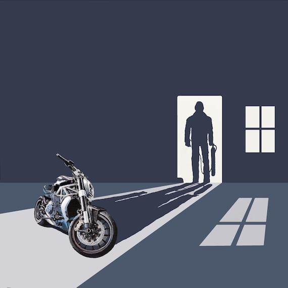 "Ducati XDiavel: ""Call it."""
