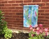 Garden Flag *Original Artwork - Costa Rica Dragonflies*