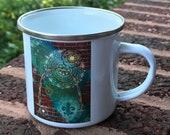 Camping Mug *Original Artwork - Peace In The Lou*