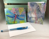 Fly Away Greeting Card Se...