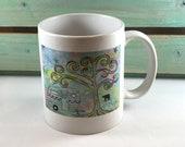 Coffee Mug *Original Artwork - Mel's Camper*