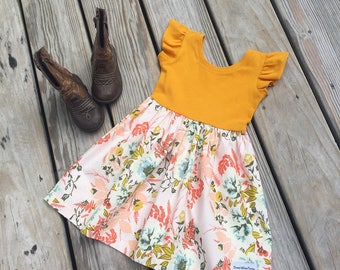 Fall Girls Dresses