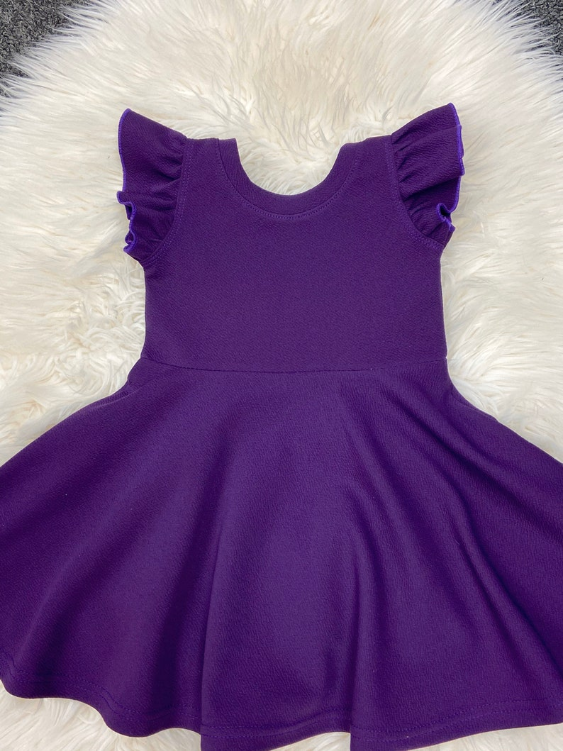 birthday purple dress girls Purple outfits Mardigras dress newborn coming home outfits Purple Mardi grass dress toddler outfits