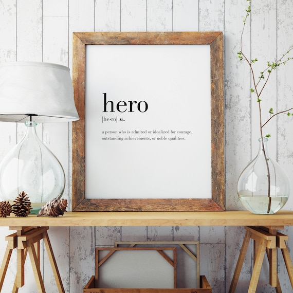 modern hero definition