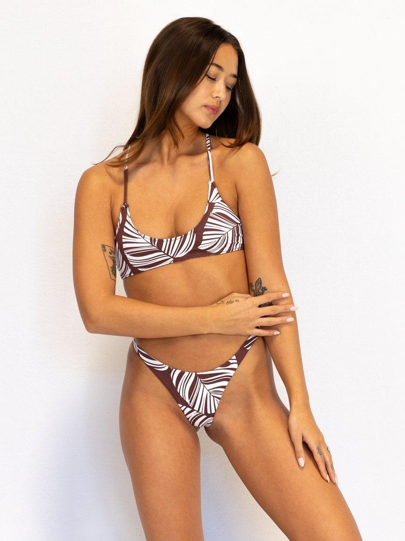 9ba793720ac Kam Bikini Top Brazilian Bikini Sexy Bikini Athletic   Etsy