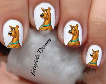 Scooby Doo Decal Etsy