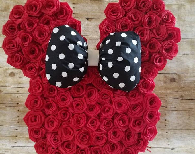 Minnie Mouse Piñata! Minnie Mouse Party ,  Minnie Mouse party, (This Price is only for the piñata)