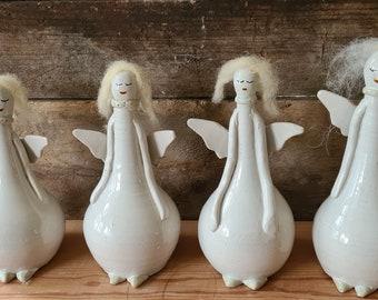Ängel i keramik/Ceramic Angel