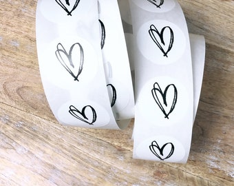 Stickers >> HEART