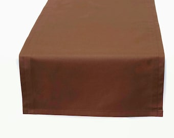 Popular Items For Brown Table Runner