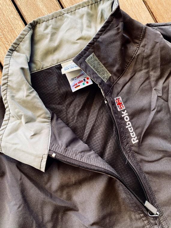Vintage Reebok, tracksuit jacket and trousers, spo