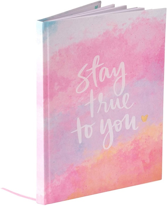 DLC 8x10 Lined Journal - Stay true to you