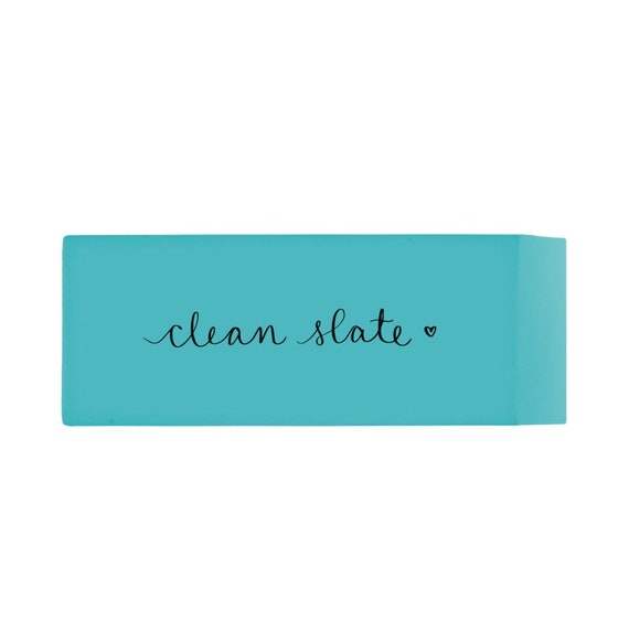 DLC clean slate jumbo eraser